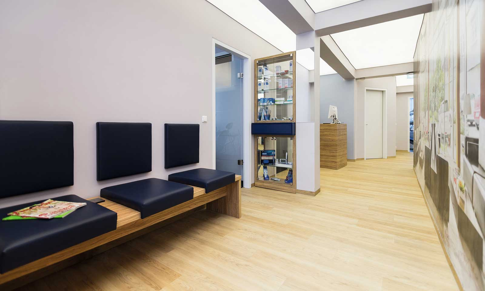 Tischlerei Praxen & Krankenhaus