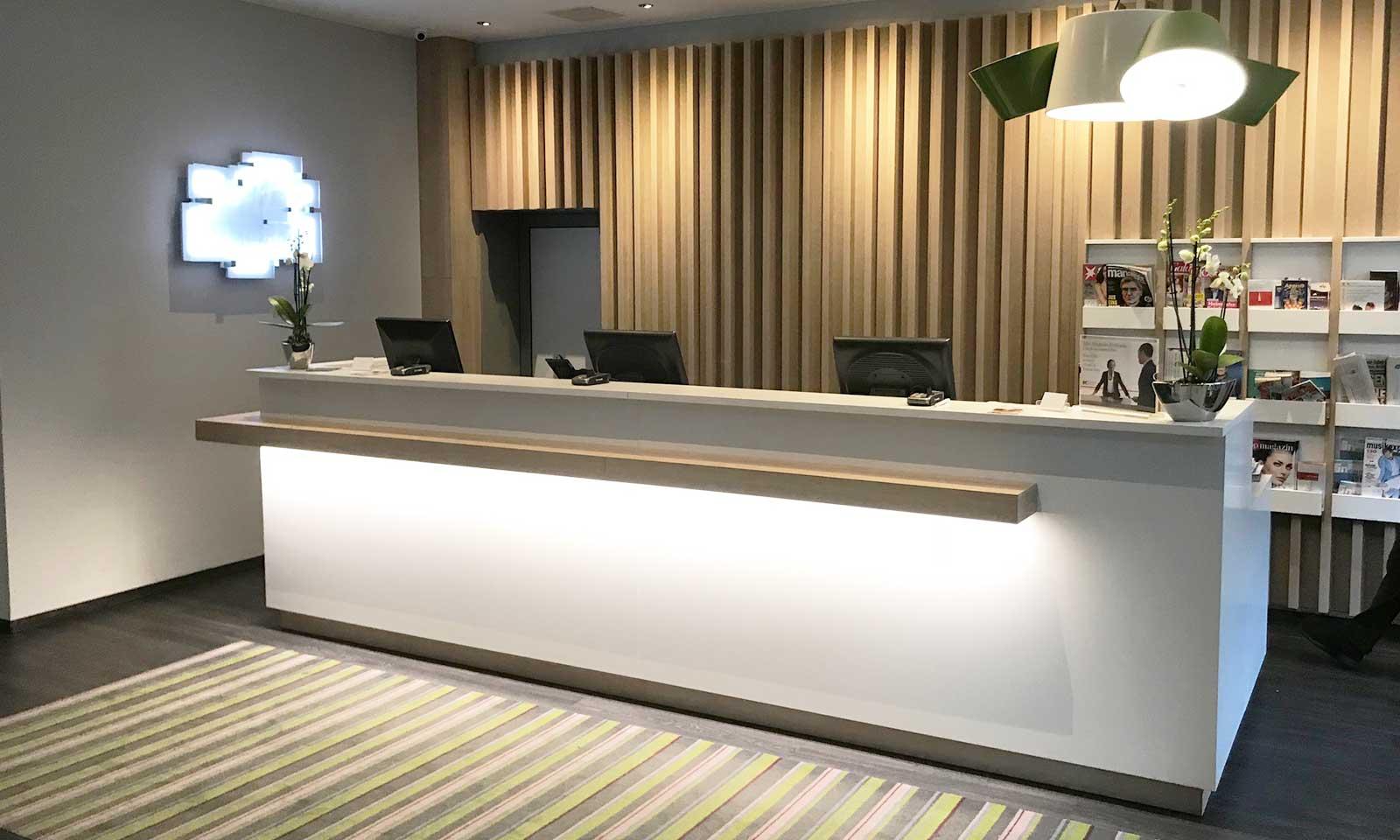 Generalunternehmer Hotel